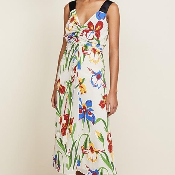 fc4760bab4 Tory Burch Dresses | Spring 18 Clarissa Dress Sz 4 | Poshmark